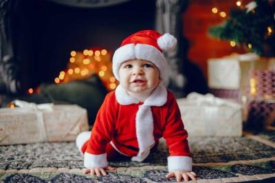 9 idées de cadeaux écolos pour bébé à Noël | Potpotam